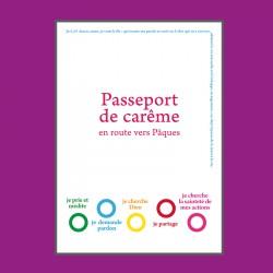 Passeport du carême pour...