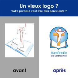 Rénovation de votre logo