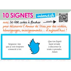 10 signets interactifs