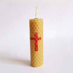DIY - Mes bougies en cire...